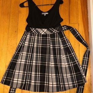 Never worn Bailey Blue dress size S